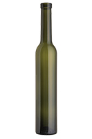 375ml Bellissima Ice Wine bottle, Antique Green - SPI-4006 AG