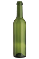 375ml Bordeaux bottle, Antique Green - SPI-106 AG